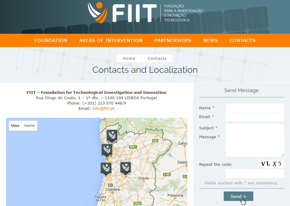 Website FIIT