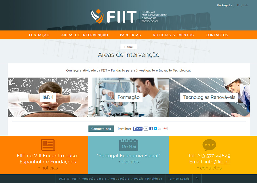 Website FIIT