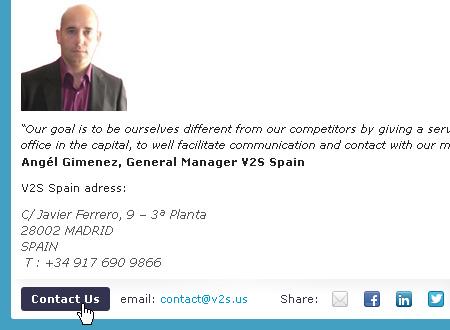 Site V2S Corporation