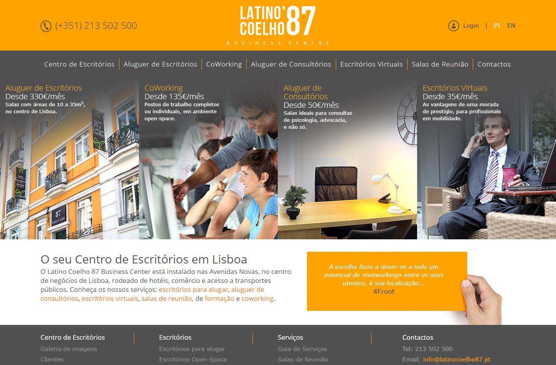 Site Latino Coelho 87