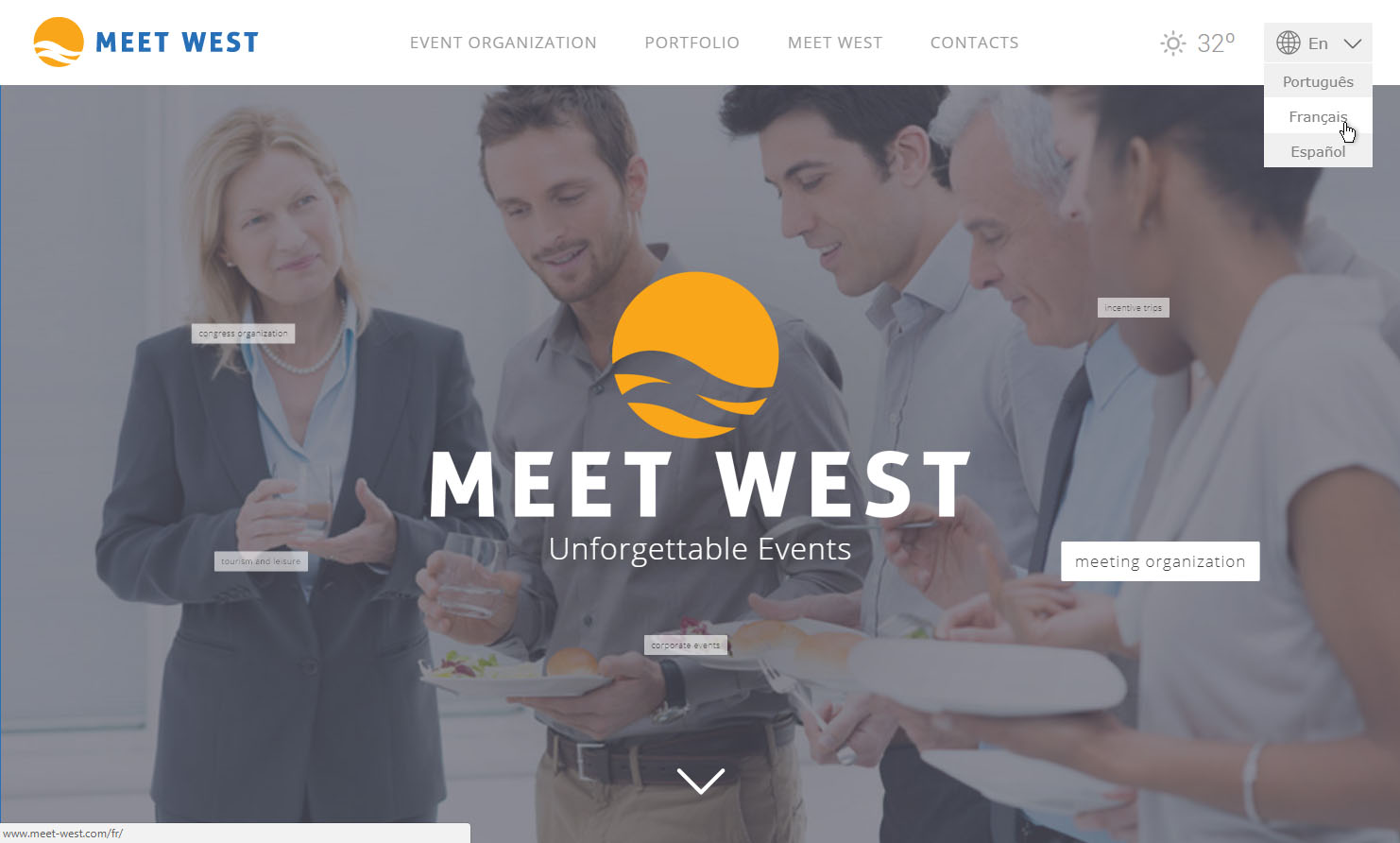 Website Meet West