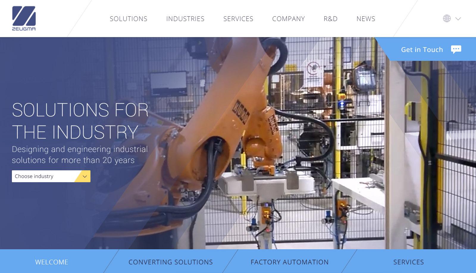 Website Zeugma
